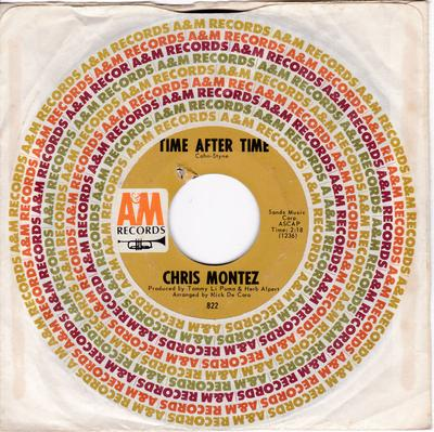 Rose Batiste - Hit and Run / I Miss My Baby - A&M 822 mispess