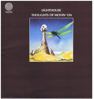 Lighthouse - Thoughts Of Movin' On / original 1972 - Vertigo 6342 011