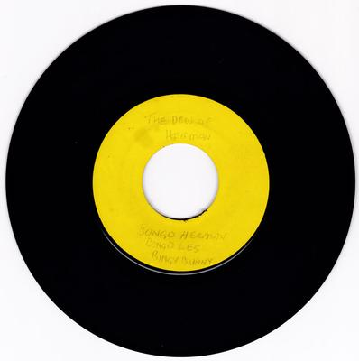 Bongo Herman, Bongo Les & Bingy Bunny / Rupie Edwards All Stars  - The Dew Of Herman / Jud Jad - Success blank dsr re 57445