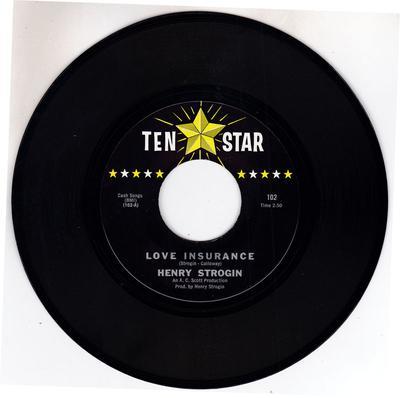 Image for Love Insurance/ I Wanna
