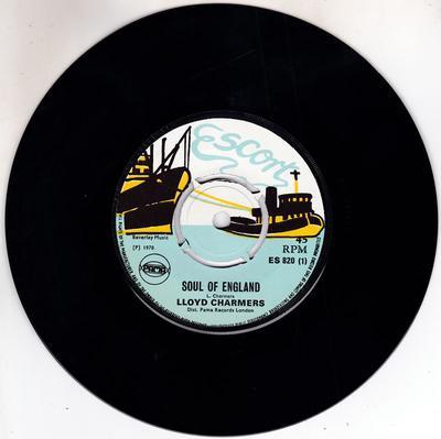 Lloyd Charmers - Soul Of England / Shang I - Escort 820