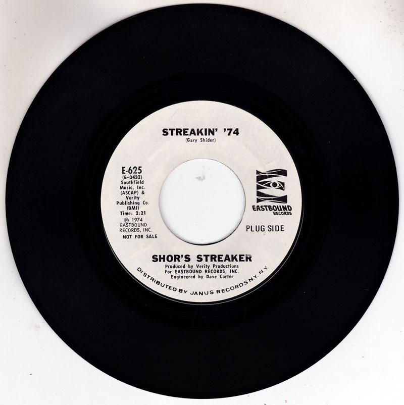 Streakin' 74/ Virgil (instrumental)