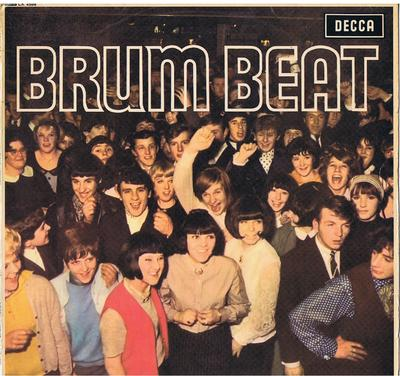 Various Artists - Brum Beat / 1964 UK press - Decca LK 4598