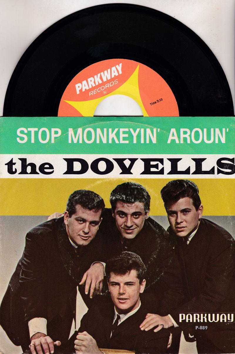 Stop Monkeyin' Aroun'/ No No No