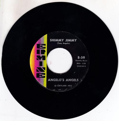 Shimmy Jimmy/ I Don't Believe It