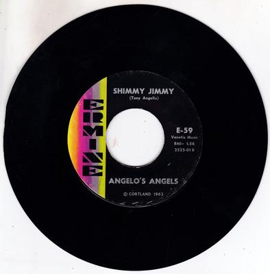 Image for Shimmy Jimmy/ I Don't Believe It