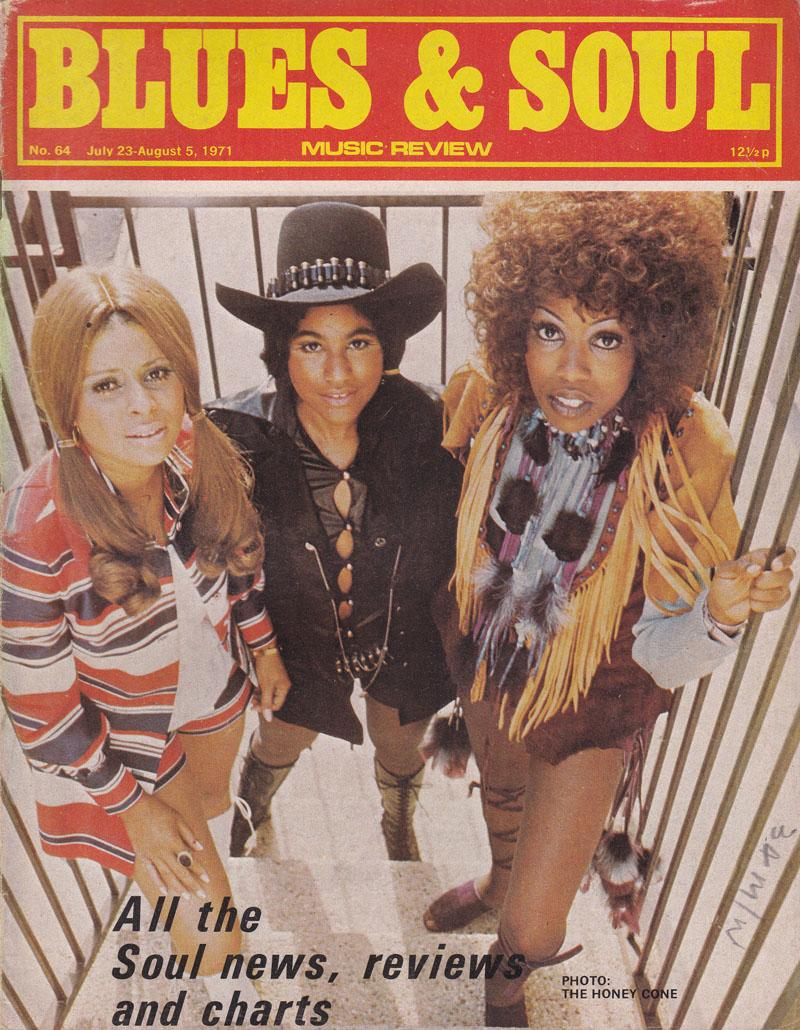 Blues & Soul 64/ July 23 1971