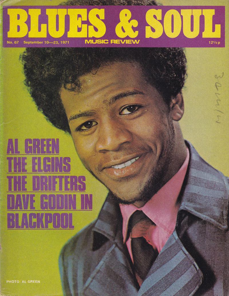 Blues & Soul 67/ September 10 1971