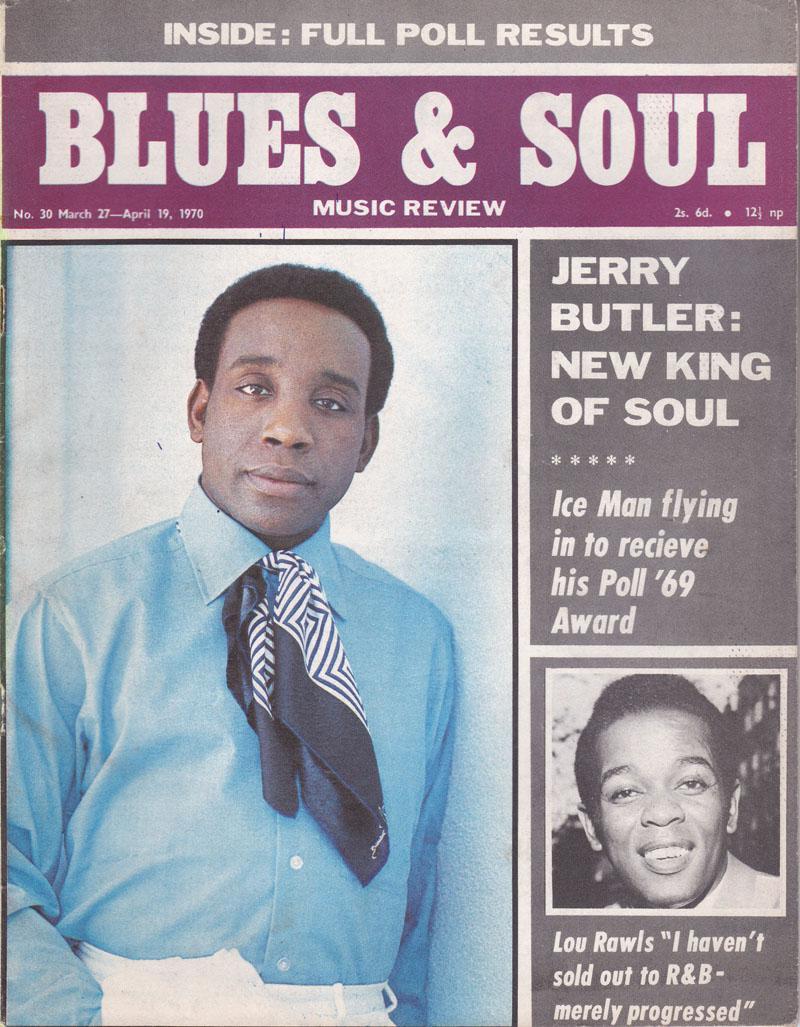 Blues & Soul 30/ March 27 1970