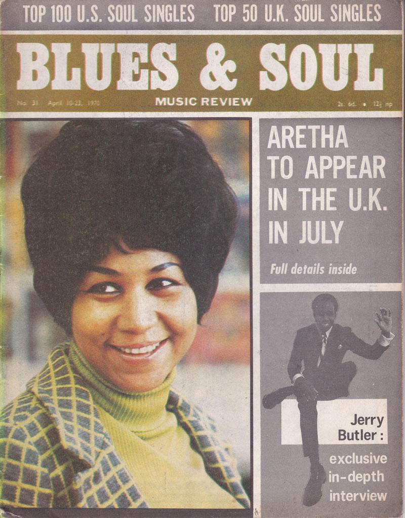 Blues & Soul 31/ April 10 1970