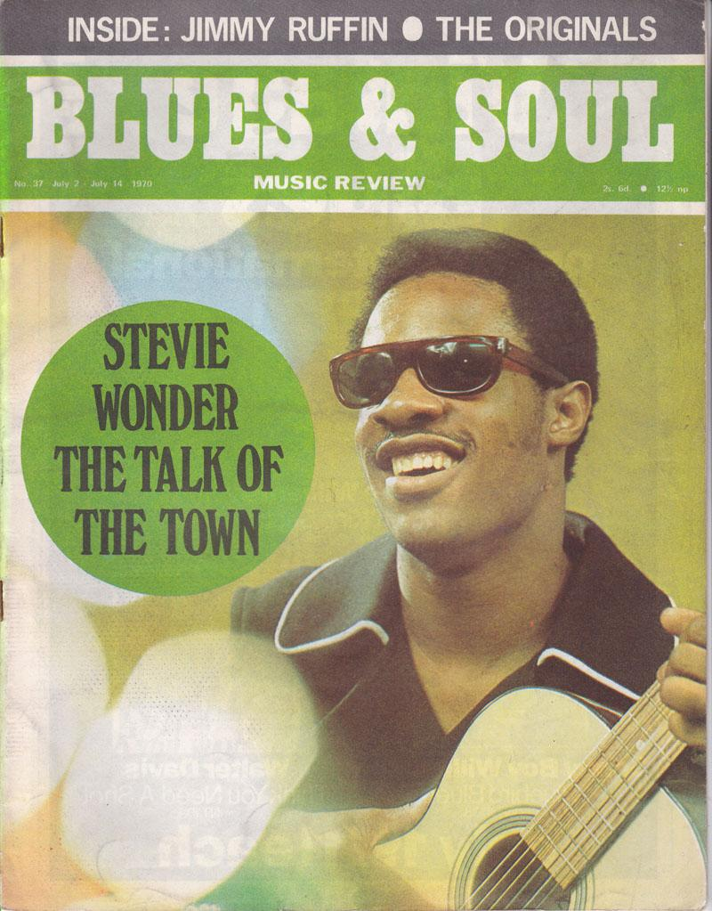 Blues & Soul 37/ July 2 1970