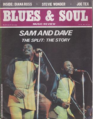 Image for Blues & Soul 38/ July 17 1970