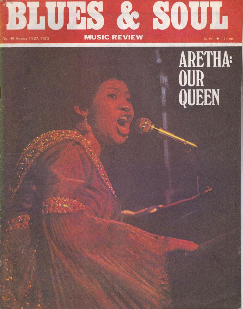 Blues & Soul 40/ August 14 1970