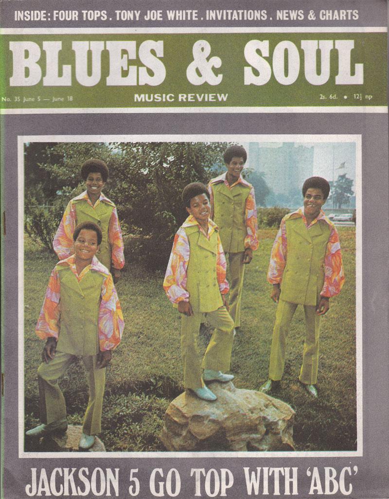 Blues & Soul 35/ June 5 1970