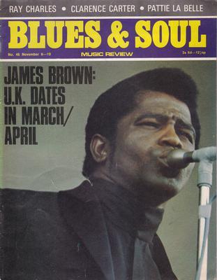 Image for Blues & Soul 46/ November 5 1970