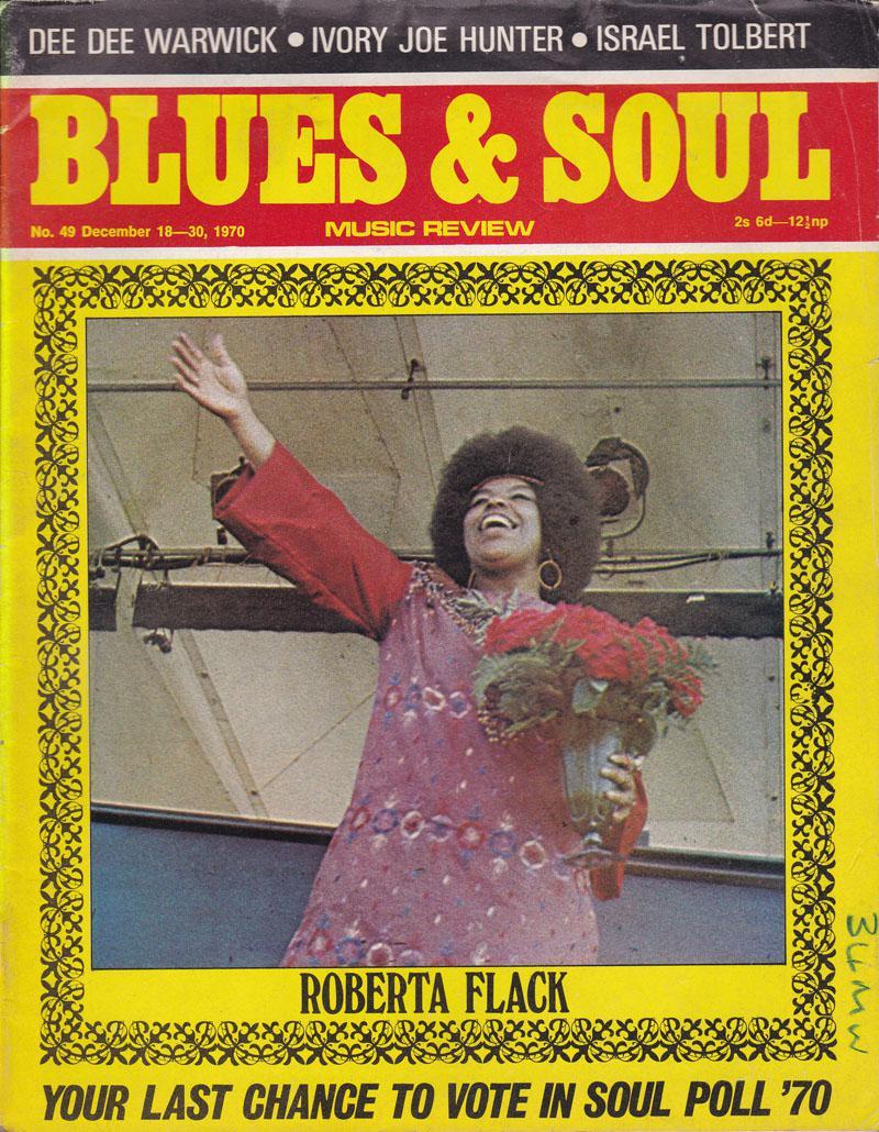 Blues & Soul 49/ December 18 1970