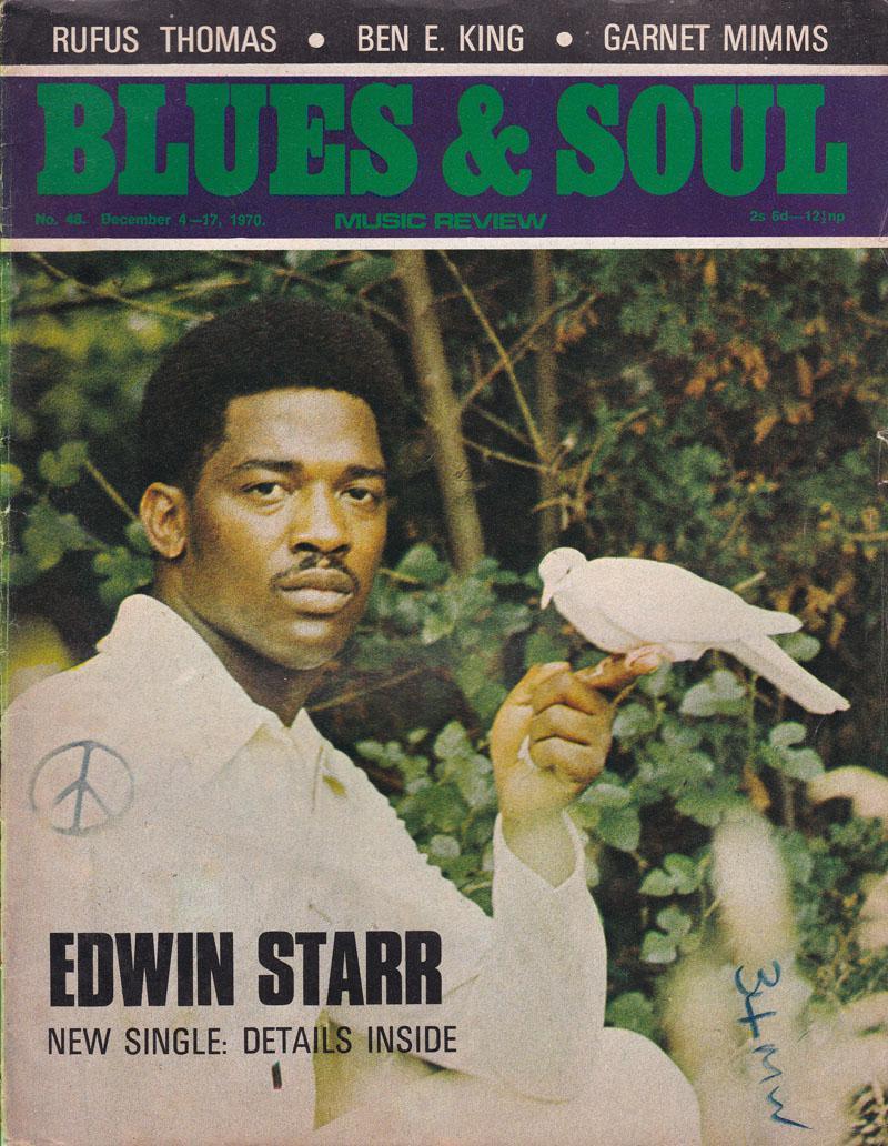 Blues & Soul 48/ December 4 1970