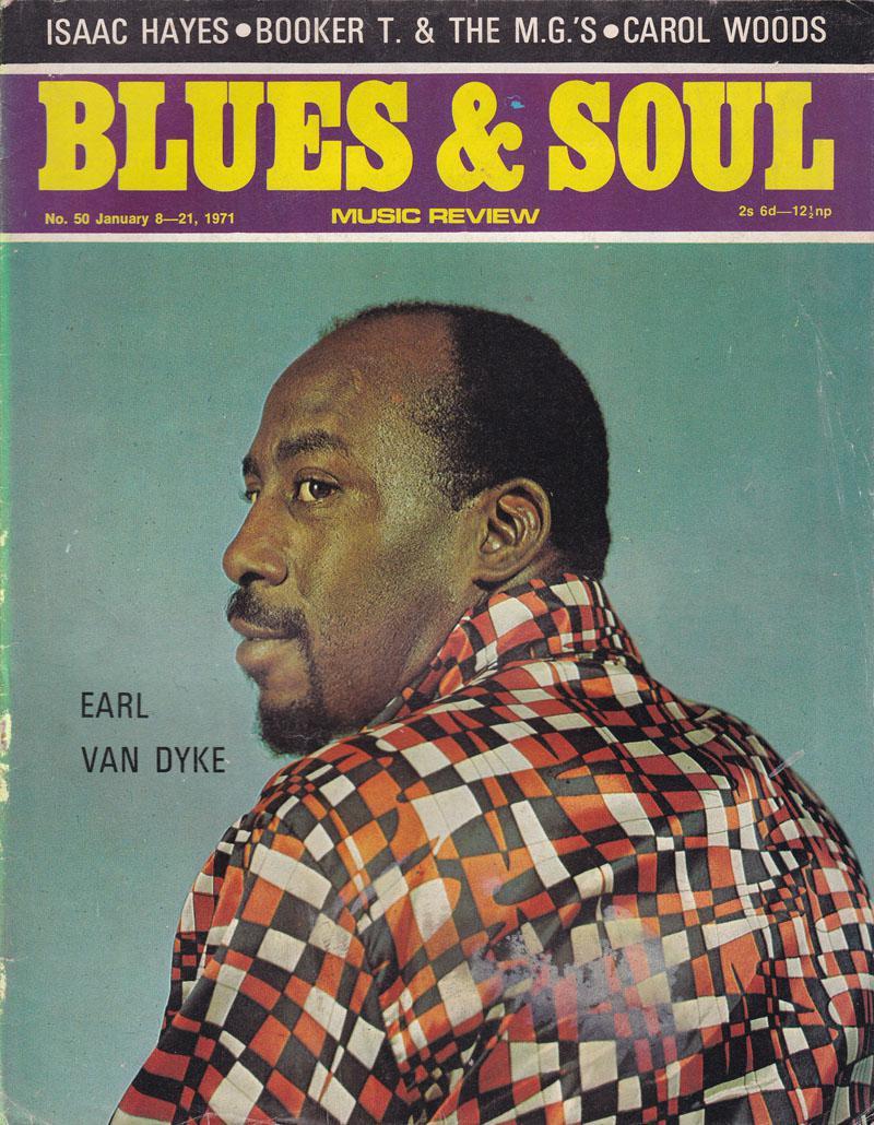 Blues & Soul 50/ January 8 1971
