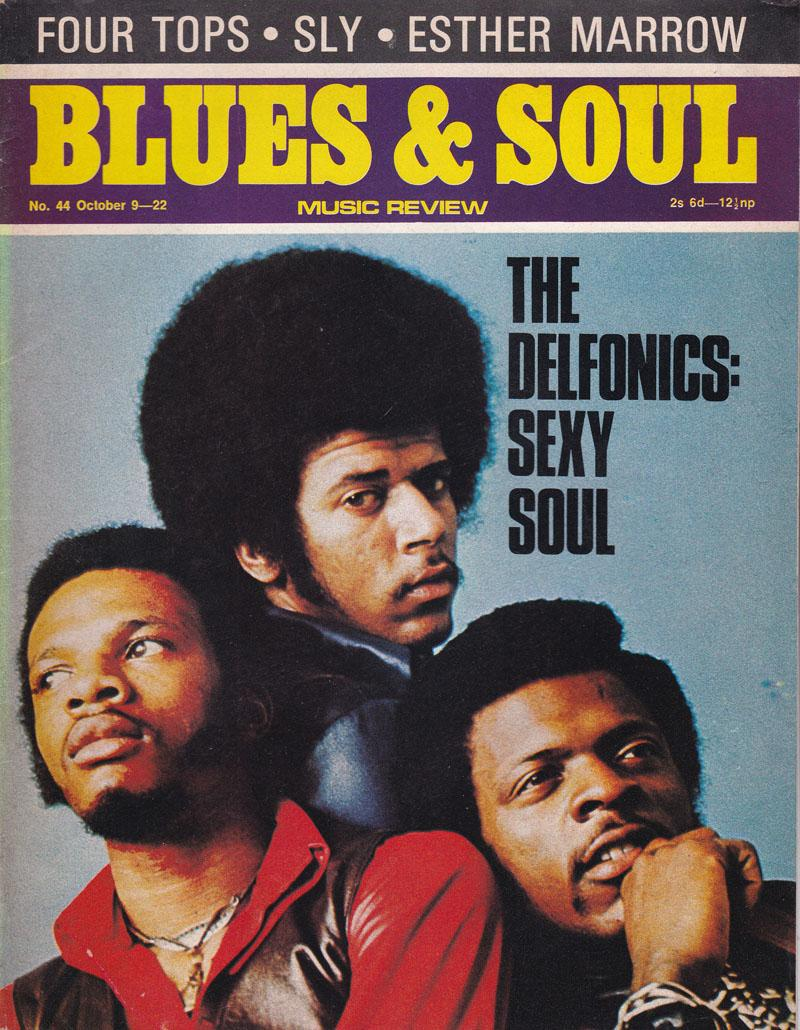 Blues & Soul 44/ October 9 1970