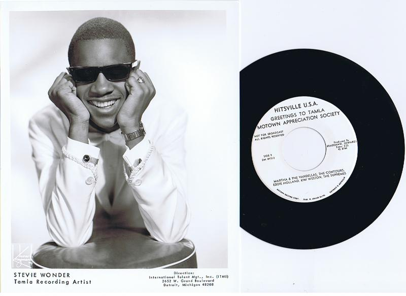 Stevie Wonder and Various Artists  - Tamla 10 x 8