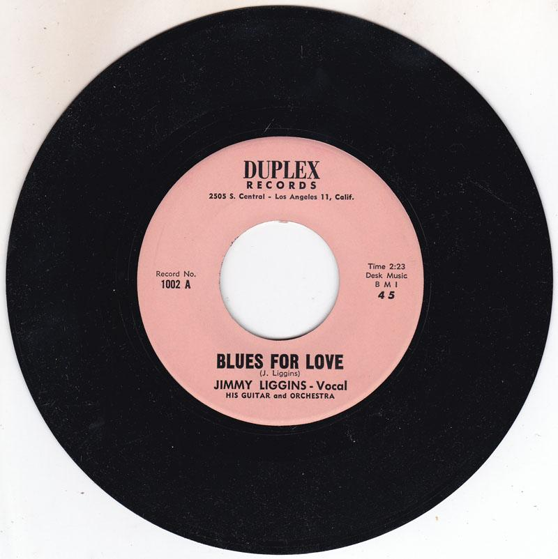 Blues For Love/ Last Round