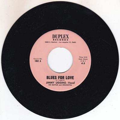 Image for Blues For Love/ Last Round