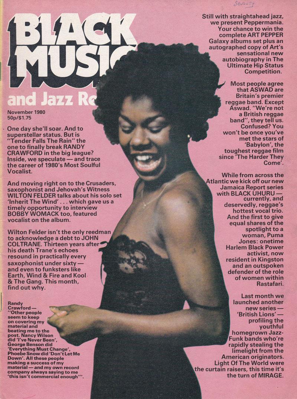 Black Music & Jazz Review #84/ November 1980