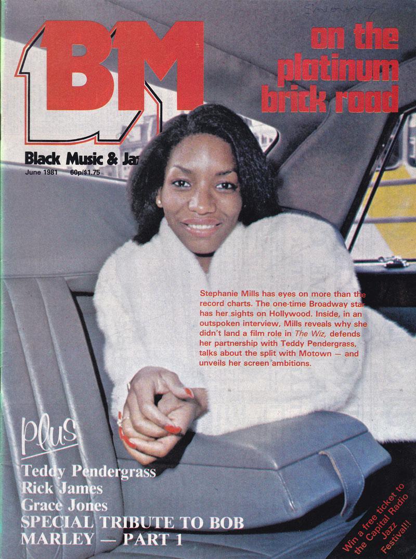 Black Music & Jazz Review #90/ June 1981