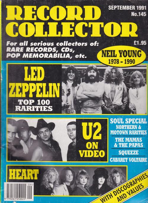 Record Collector 145/ September 1991