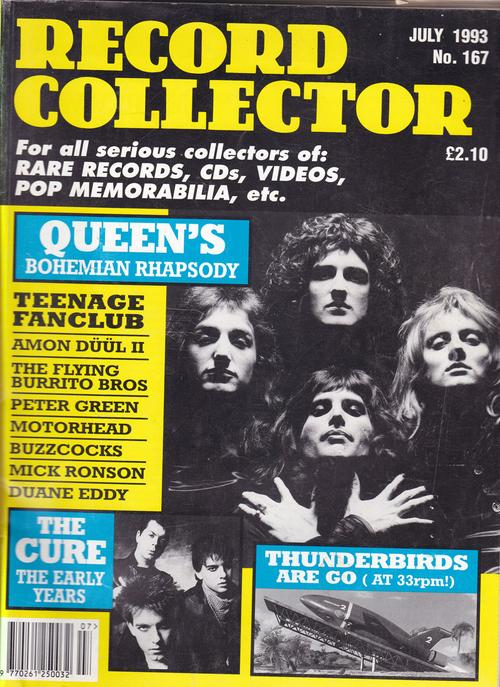 Record Collector 167/ July 1993