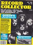 Image for Record Collector 167/ July 1993