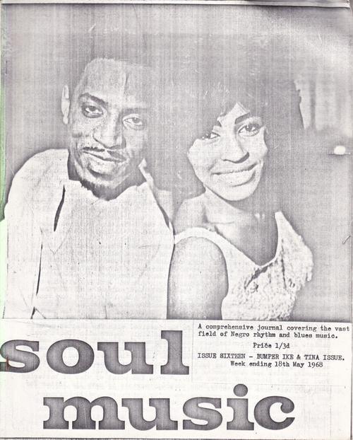 Soul Music 16/ May 18 1968