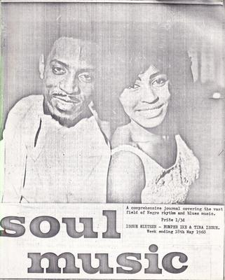 Image for Soul Music 16/ May 18 1968