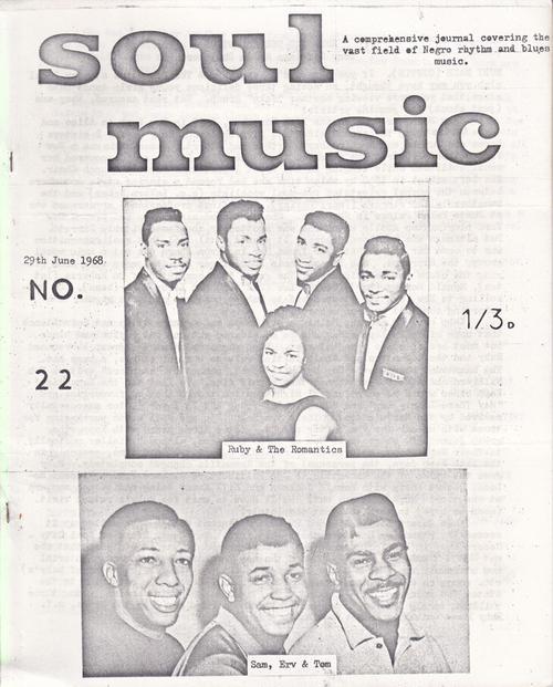Soul Music 22/ June 29 1968