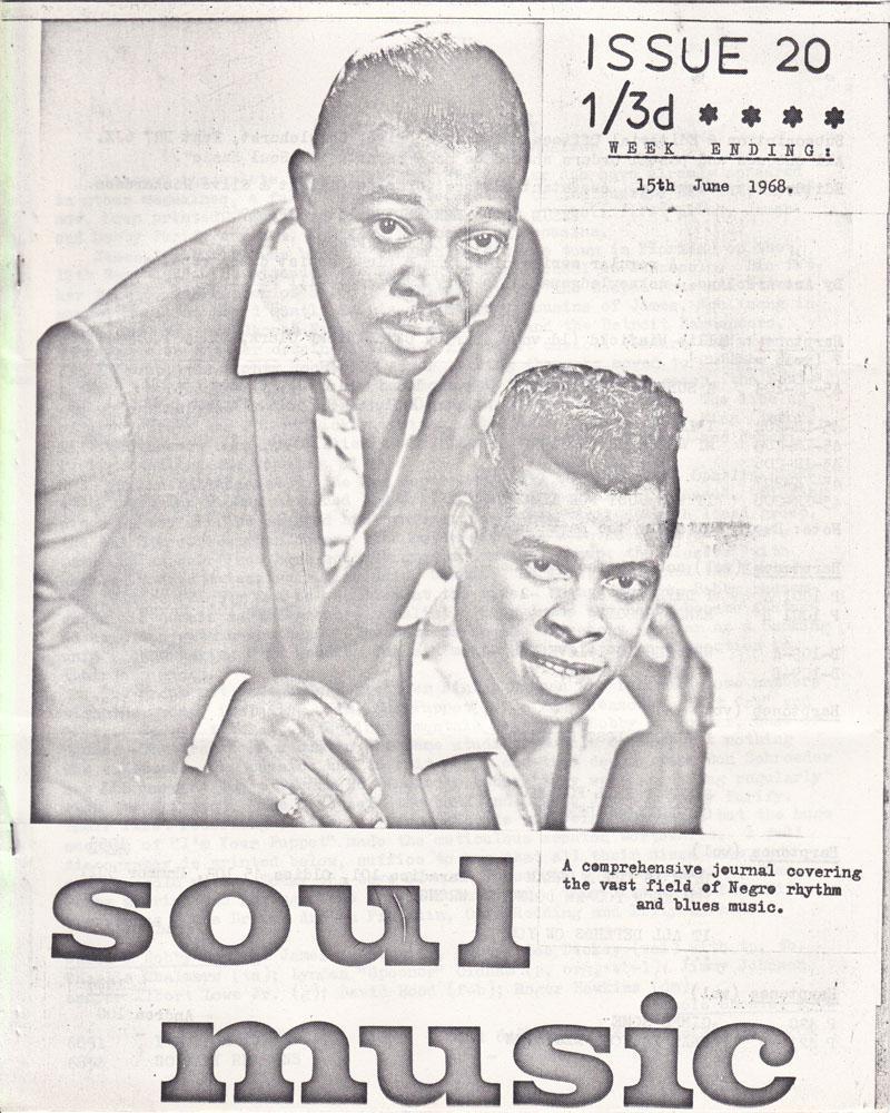 Soul Music 20/ June 15 1968
