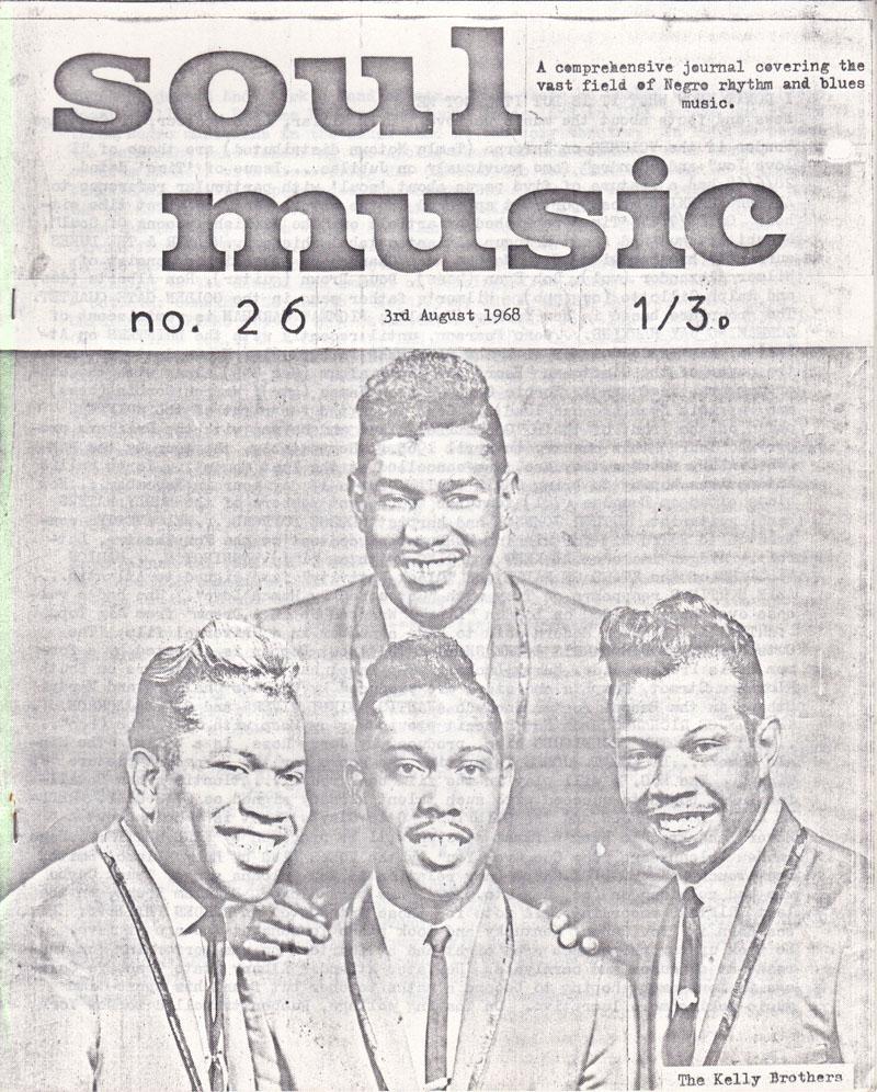 Soul Music 26/ August 3 1968