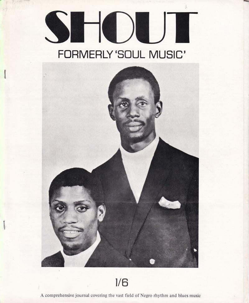 Shout #30/ December 21 1968