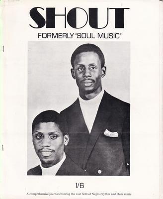 Image for Shout #30/ December 21 1968