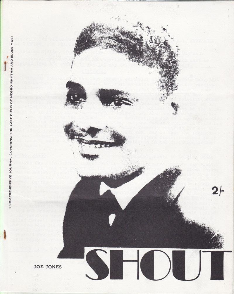 Shout #54/ April 1970
