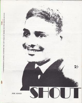 Image for Shout #54/ April 1970