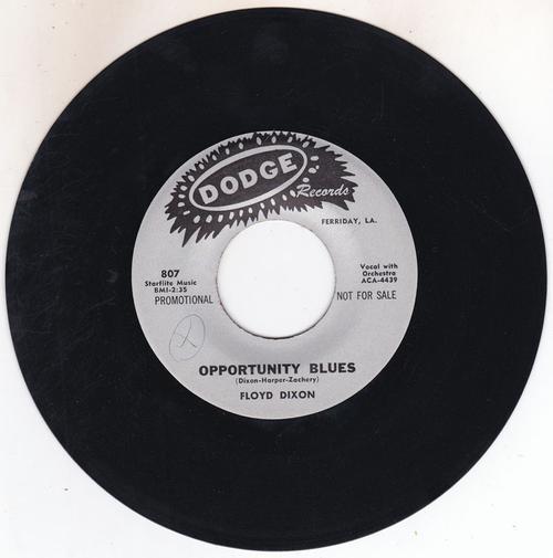 Opportunity Blues/ Daisy