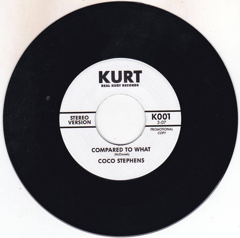 Compared To What/ Same: 3:07  Mono Version