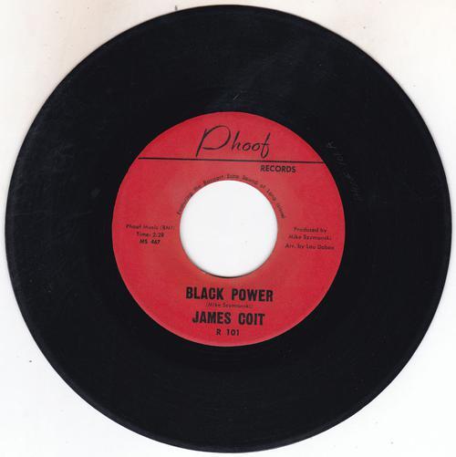 Black Power/ Phillandrine