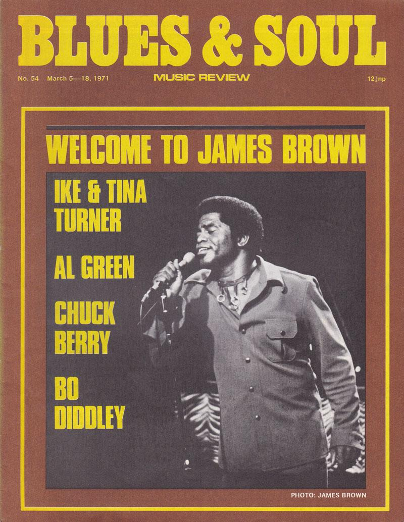 Blues & Soul 54/ March 5 1971