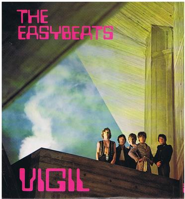Easybeats - Vigil / original 1968 mono UK mono press - United Artists ULP 1193