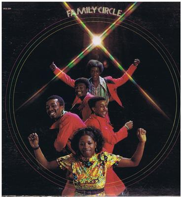 Family Circle - Family Circle / 1973 original - Sky Disc SLKD 301