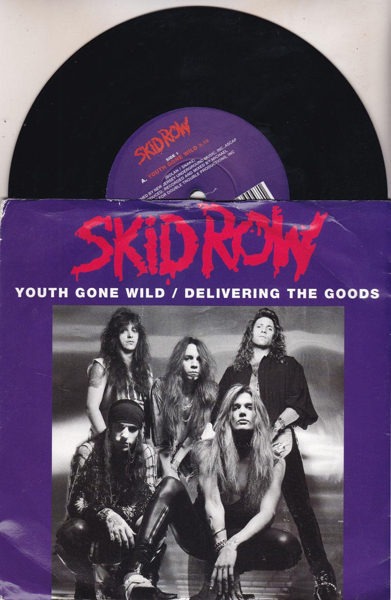 Youth Gone Wild/ Delivering The Goods