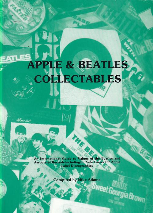 Apple & Beatles Collectables/ Paperback Cover