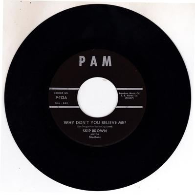 Image for Why Don't You Believe Me/ Jenny Lee