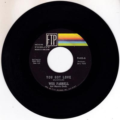 Image for You Got Love/ Willie And The Hand Jive